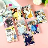 korea kpop bangtan boys butter new album student stationery handbook notebook star peripheral handbook cosplay fan gift