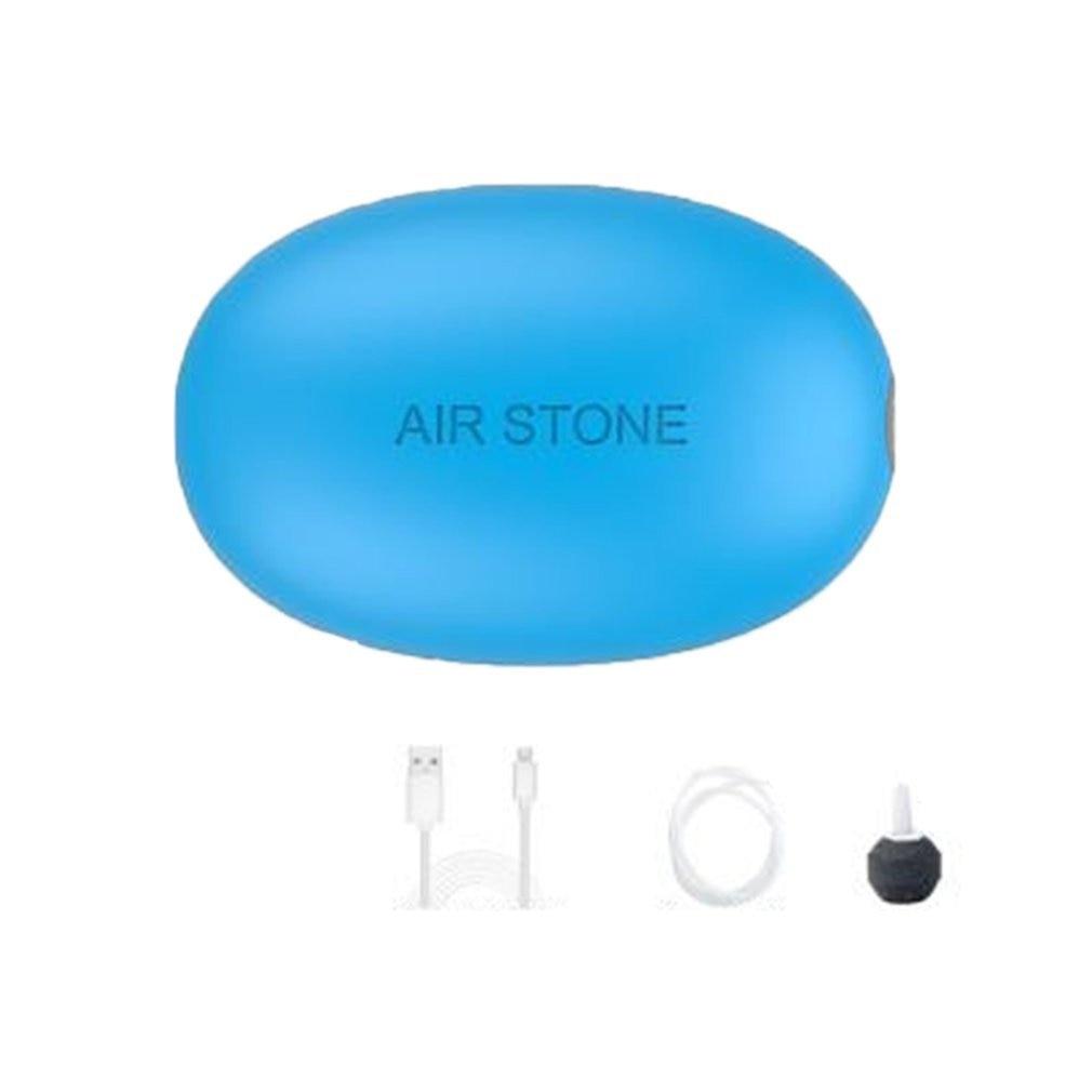 Usb Mini Portable Aquarium Oxygen Pump Efficient Outdoor Fishing Air Stone Ultra Silent Fish Tank Air Pumps