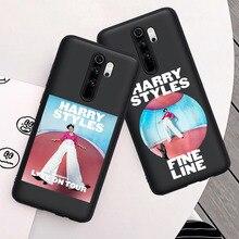 2020 Hot Harry Styles Love On Tour Fine Line Phone Case Cover Fundas For Xiaomi Redmi Note 5 6 pro 7 8 8 Pro Mi 9T Pro K20 Pro