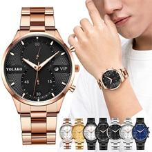 Top Style Luxurious Relogio Masculino Wrist Watch Unisex Watches Women's Men's Quartz Wristwatches S