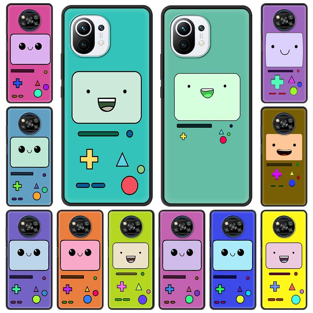 Game Boy Game Box Console Lovely Phone Case for Xiaomi Mi Poco X3 NFC 11 Silicone Back Cover For Poc