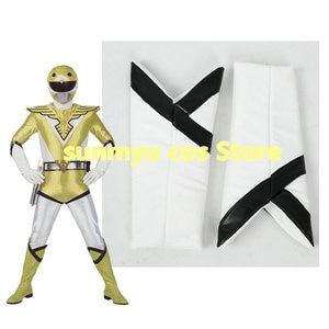Choujin Sentai Jetman  armcovers sleeves wrist bands  Cosplay Costume Custom Size