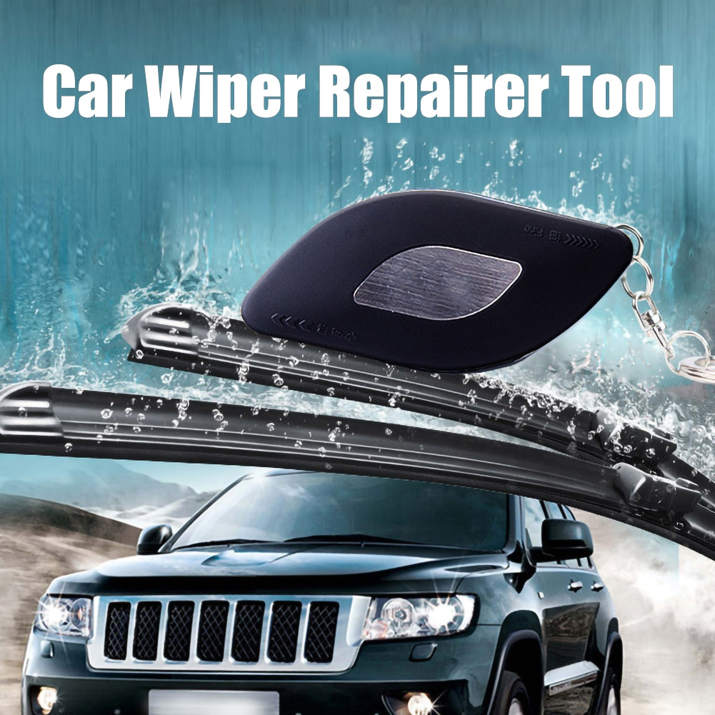 Инструмент для ремонта автомобильного стеклоочистителя, Резиновая полоса для автомобильного ветрового стекла, набор для ремонта щетки сте...