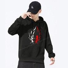 Men's Brand Hoodie 5xl Fashion Autumn/Winter Street Style Plus Size Women Hoodies Anime Dragon Casua