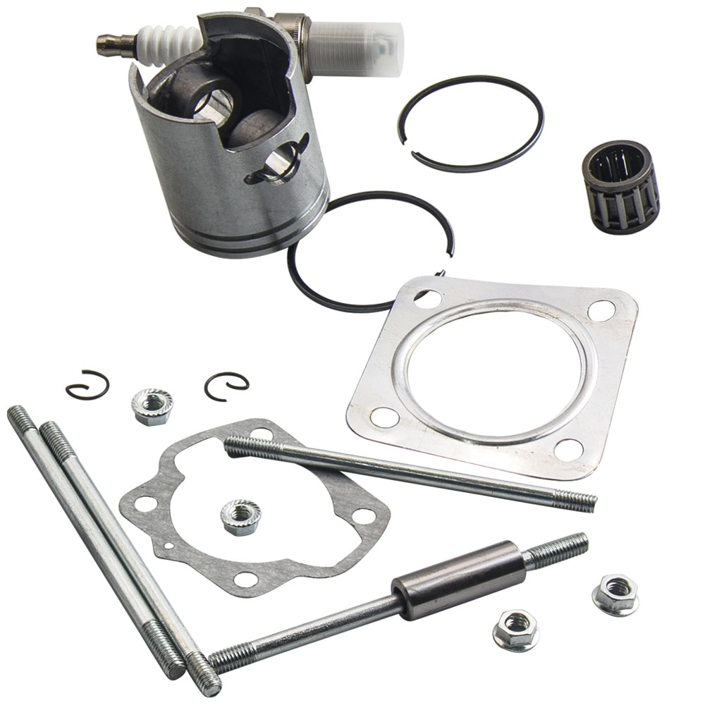 Cylinder Engine Piston Ring Gasket Top End Kit Fit for SUZUKI LT50 1984-1987