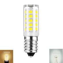 Alta brillante COB LED Mini E14 Luz de bulbo 220V E14 lámpara LED ampolla Bombilla lámpara 5W 7W