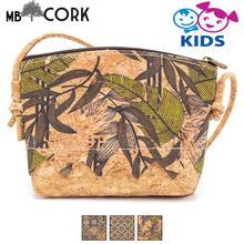 Natural cork Little Girls Purses for Kids BAG-624