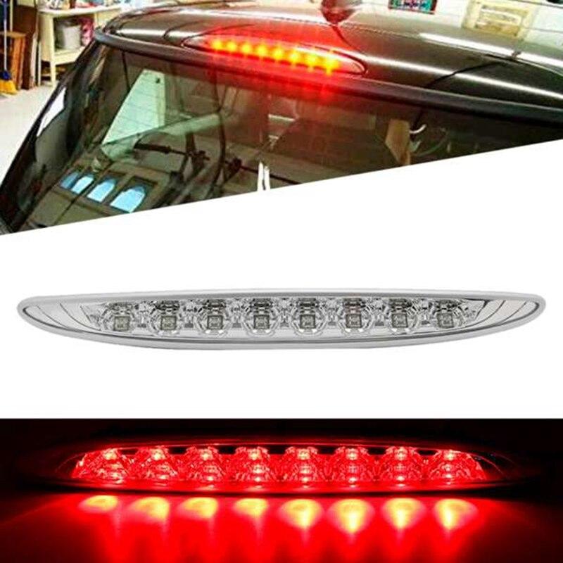 سيارة واضح عدسة الخلفية 3Rd الثالث الفرامل وقف مصباح ليد لميني كوبر R50 R53 2002-2006