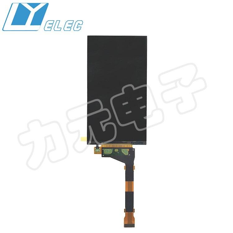 شاشة 5.5 بوصة 2K LCD LS055R1SX04A طابعة ثلاثية الأبعاد خالية من النقاط VR الإسقاط