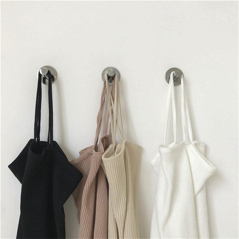 Hcacbdbc205bd4c0492ec8c3ff5db4351L - Summer Korean Sleeveless Basic Solid Camisole