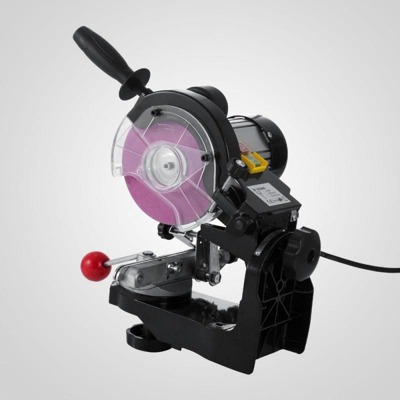 220V/230W Chain Grinding Machine Multifunctional Chain Saw Electric Grinding Machine Chain Grinding Device 300Rpm