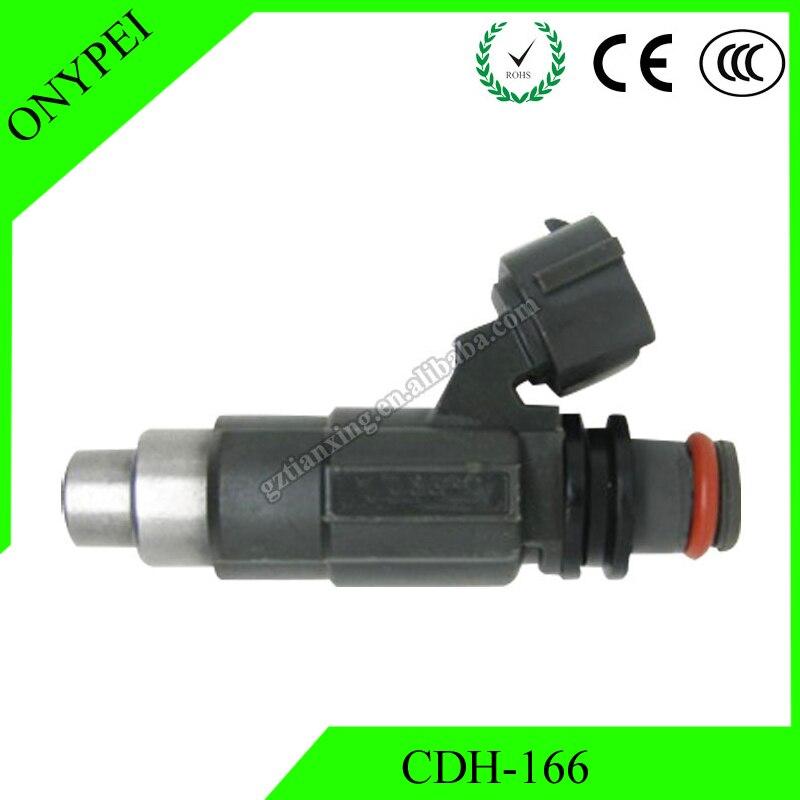 CDH166 INP770 MD319790 15710-66D00 boquilla de inyector de combustible para Mitsubishi Mirage 1.5L Suzuki Vitara Chevy Tracker 1.6L CDH-166