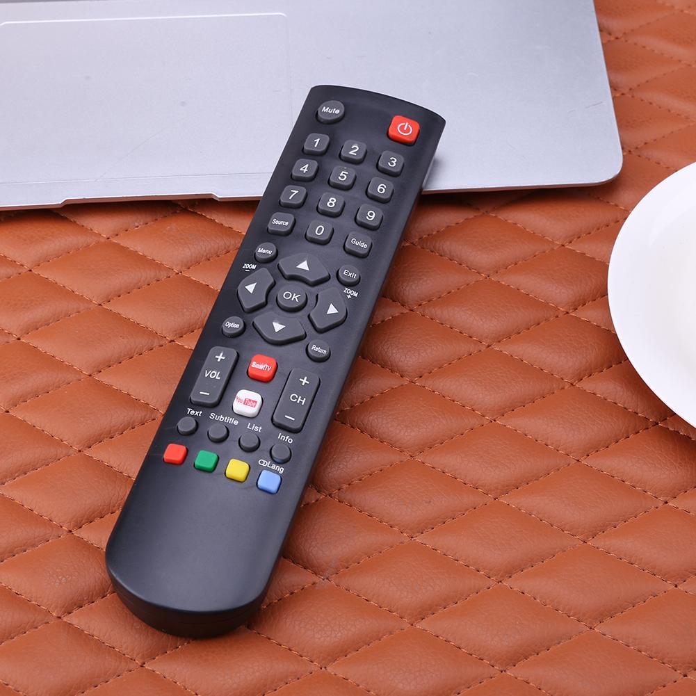 Control remoto de TV RC200 reemplazo para TCL YouTube Smart TV 433 MHZ frecuencia