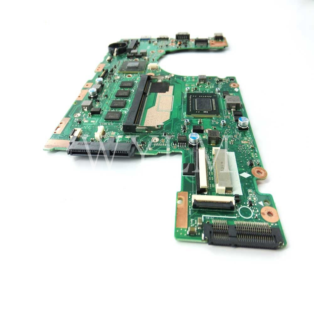 S400CA mainboard REV 2.1 i3-3217U 4GB RAM For ASUS S400 S400CA S500CA S500C Laptop motherboard  100% tested free shipping