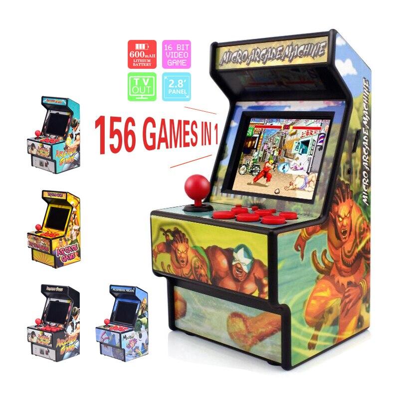 156 juegos para Megadrive recreativos Retro mando para juegos de consola con...