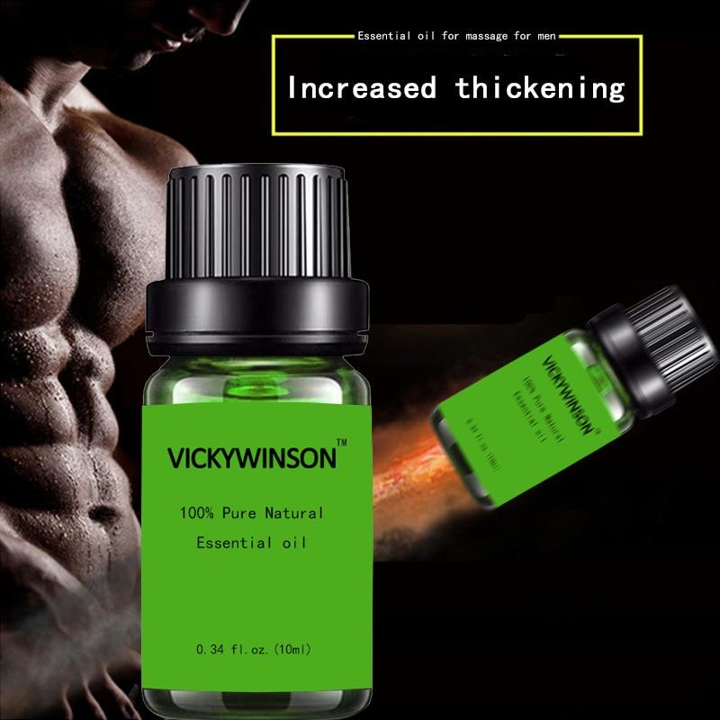 Permanent Thickening Increase Oil Men Health Care Enlarge Massage Enlargement Oils essential oil