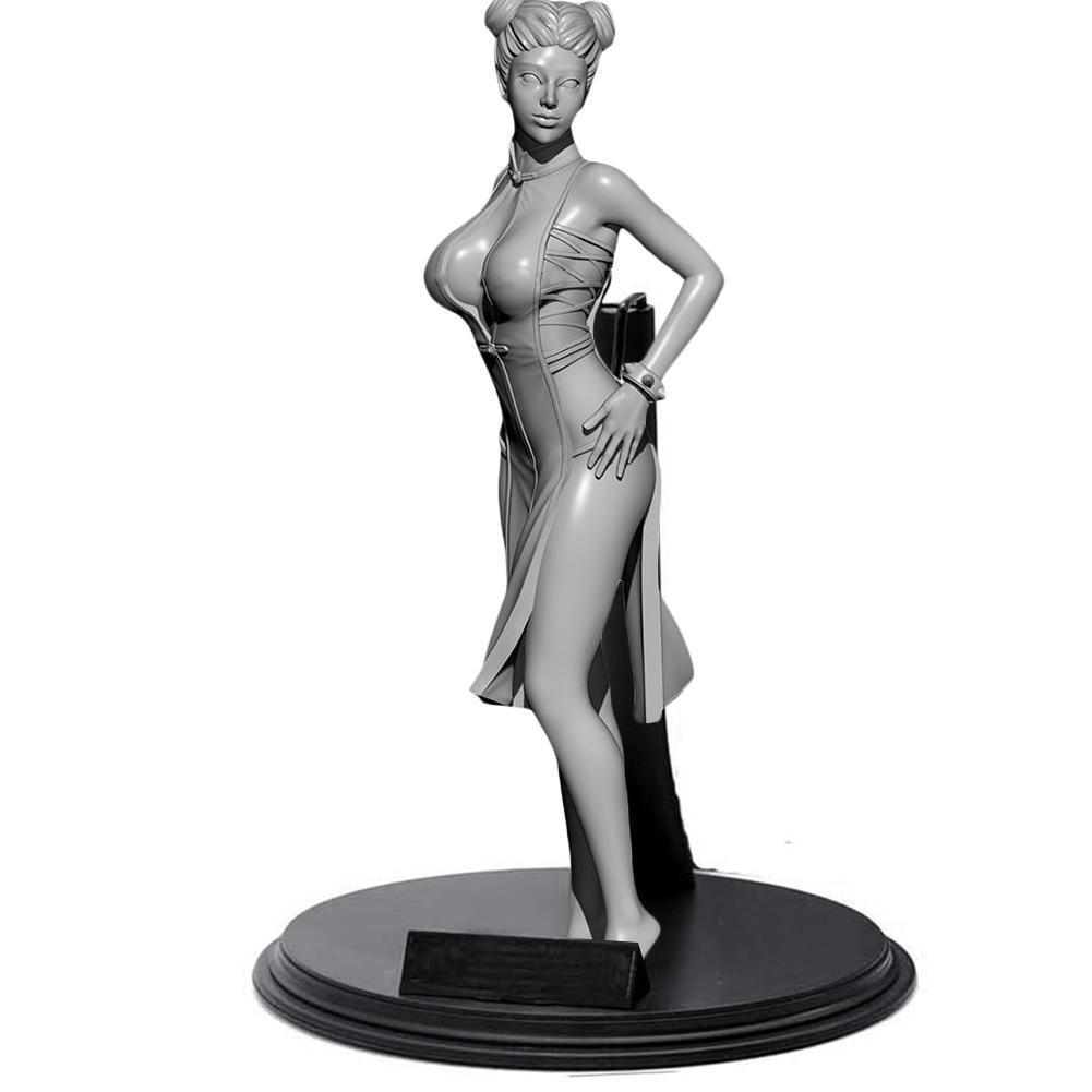 1//6 Scale Model U Shape Bracket Movable Doll Base Display Figure For Body Stand