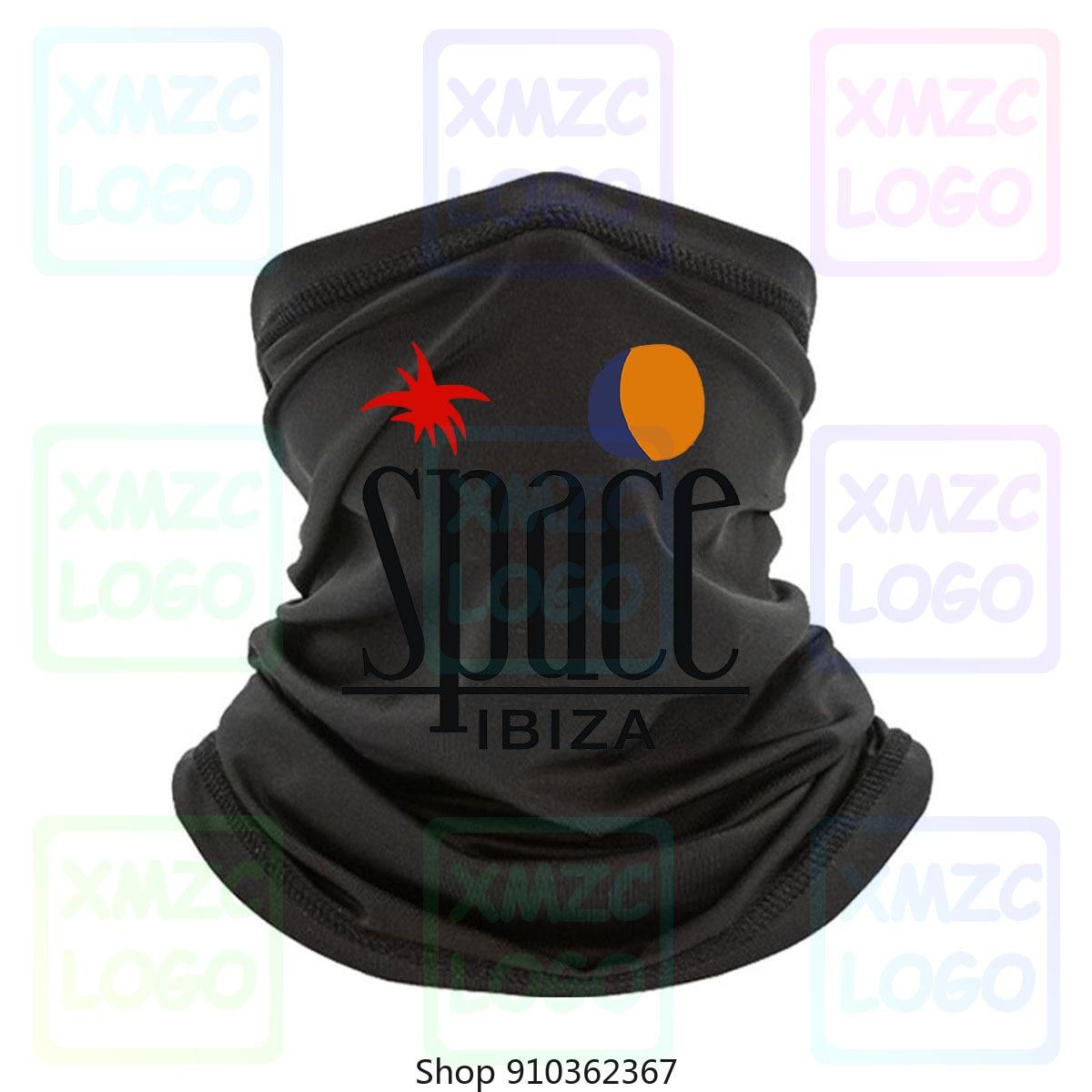 Space Ibiza, casa de club, Pacha, Isla Blanca, Vintage, Unisex, T B544, Bandana, diadema, pañuelo, pañuelo, calentador de cuello para mujeres y hombres