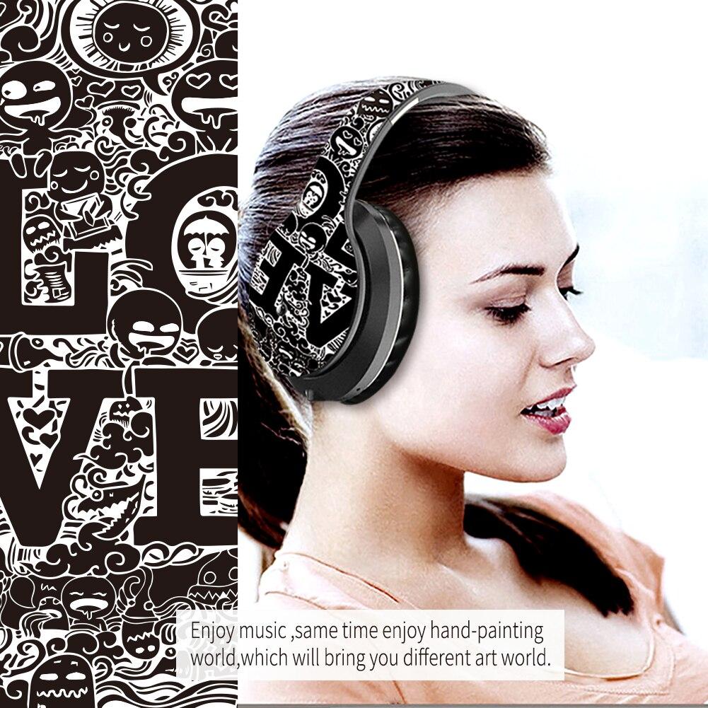 Symoso True wireless Stereo HiFi Headphones Headset 250mAh Bluetooth 5.0 Earphone with Microphone Sports Headphone enlarge