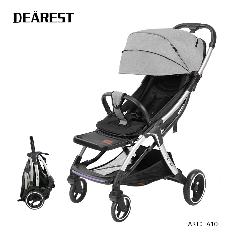 DEAREST A10 Light Stroller Portable Rain Umbrella Newborns Wagon Airplane Can Be Gifts enlarge