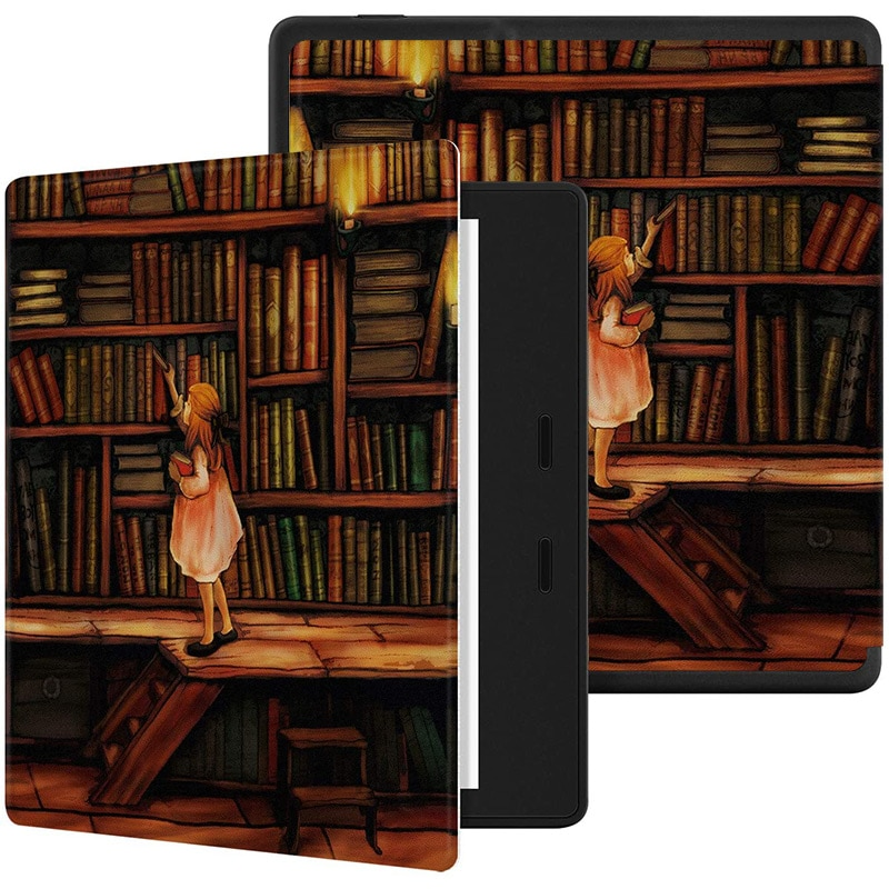 Kindle Oasis (10th Generation) Case for Kindle Oasis 3/2 (2017/2019 Release) with Auto Sleep/Wake Kindle Oasis (9th Gen) Cover