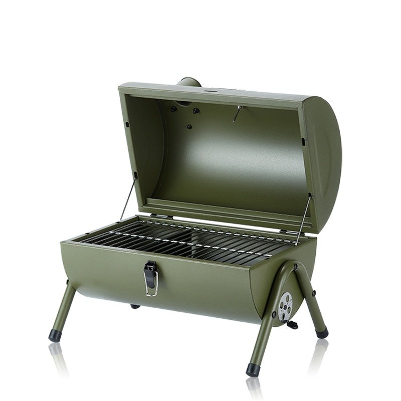 Portable Outdoor BBQ Grill Patio Camping Picnic Barbecue Stove Suitable For 3-5 People