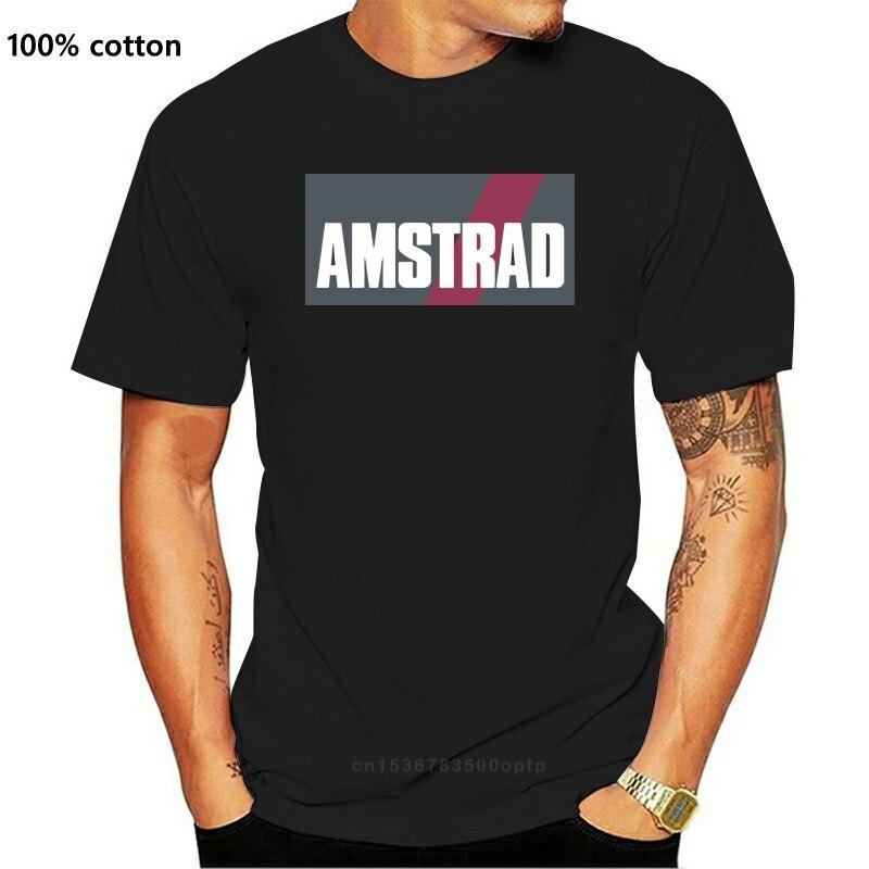Camiseta estampada de algodón para hombre y mujer, camiseta de manga corta...