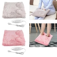 220v 20w portable electric heating hands feet warmer heater blanket pad winter seats warmer cushion mat removable and washable