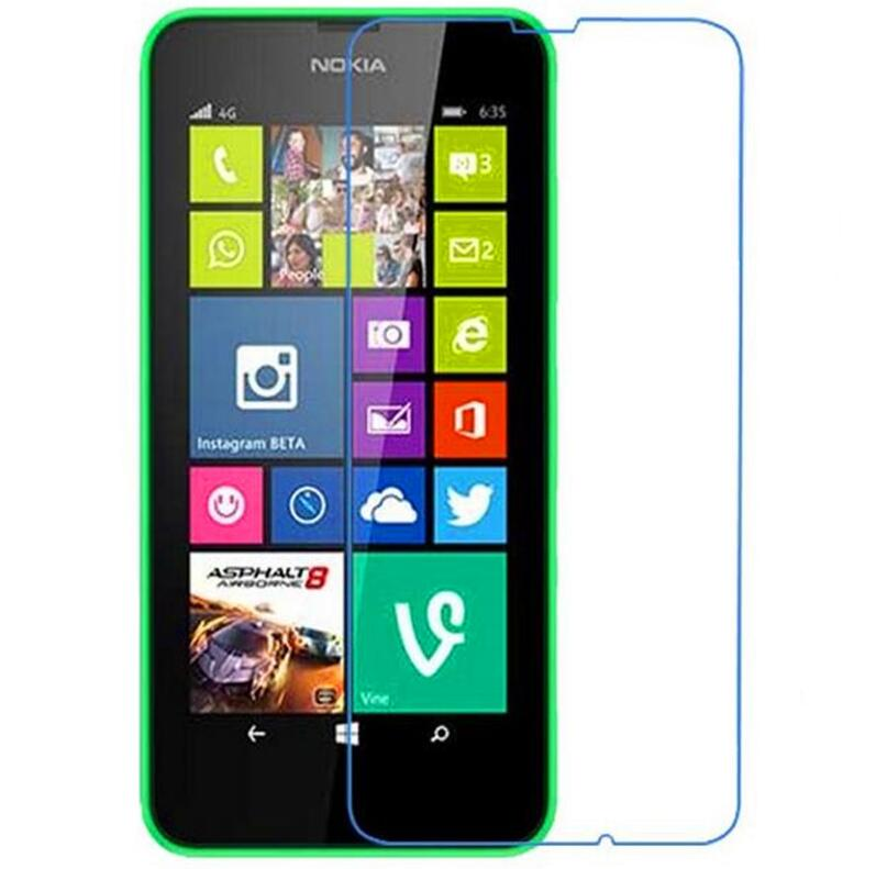 Mobile Phone Accessories Celulares Pelicula Tempered Glass LCD Screen Protector On The For Nokia Lum