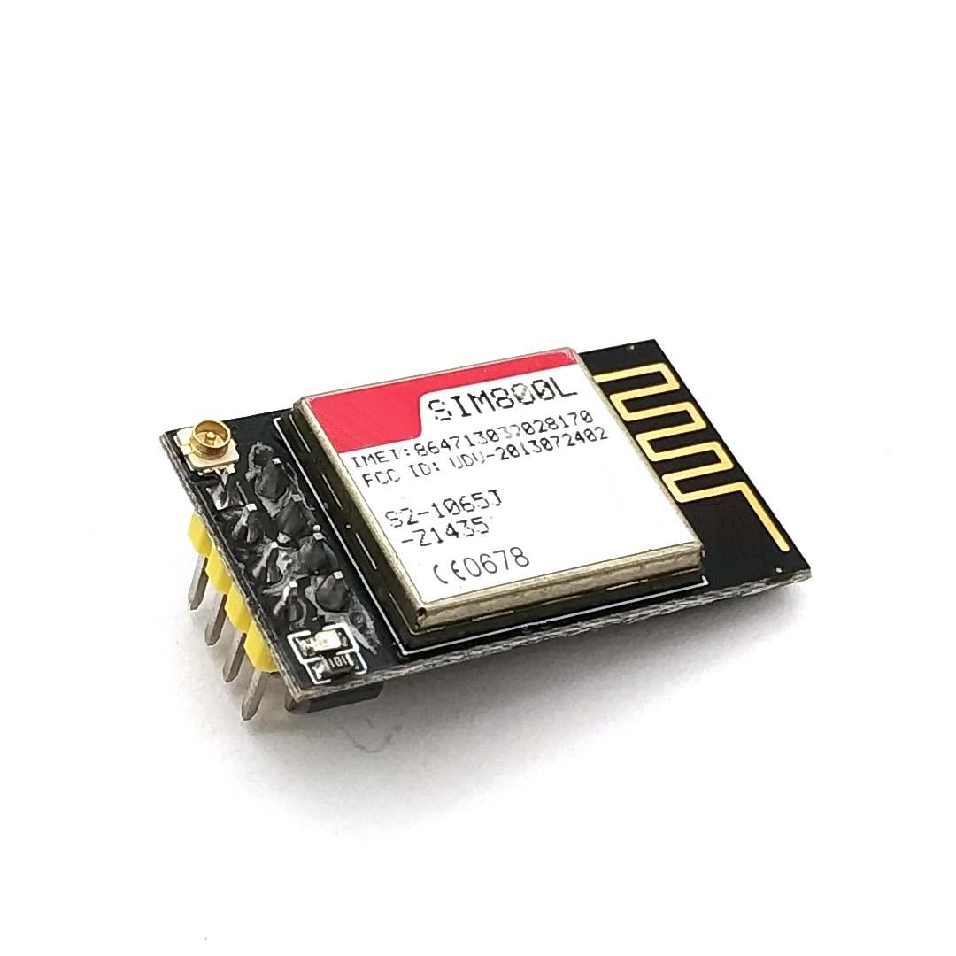 SIM800L GPRS GSM модуль карта MicroSIM ядро плата четырехдиапазонный ttl последовательный порт для ESP8266 ESP32