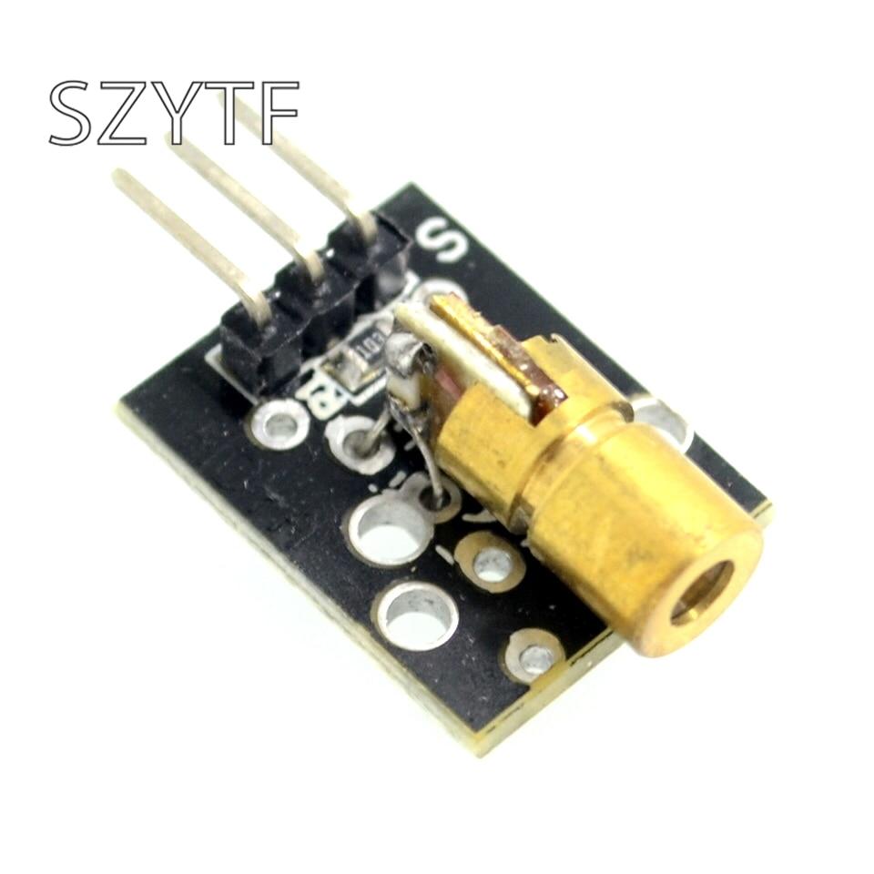 5V Laser Head Sensor module KY-008 laser Tube
