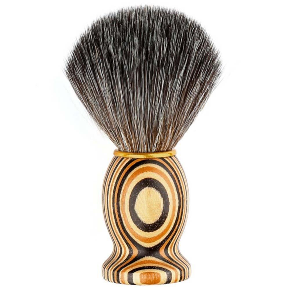 lumene for men voima energizing shave gel Faux Badger Hair Shaving Brush 22mm Wood Handle Shave for Men Wet Shave Razor Double Edge Safety Straight Razor Brush Gift