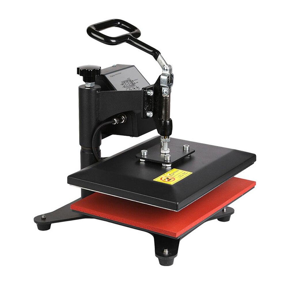 Ручная Печать на футболках с вращающейся головкой, сублимационная печать, трансферная печать, термопресс, принтер для футболок 23x30 см