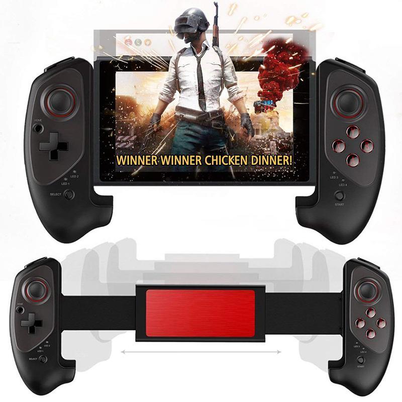 Controlador de juegos telescópico inalámbrico con Bluetooth PG-9083S, mando Pubg para Nintendo Switch iOS/Android/WIN/PC