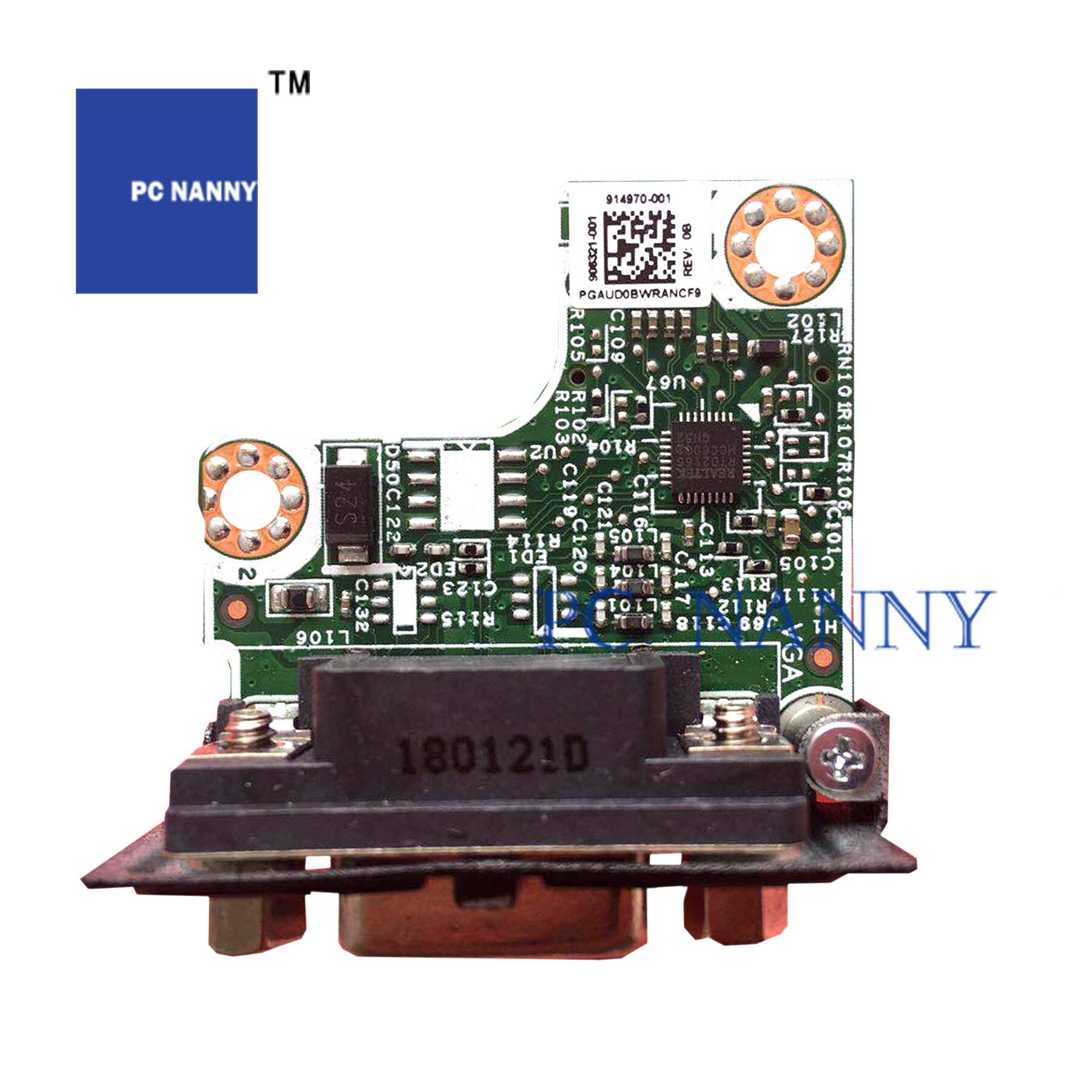 PCNANNY para HP ProDesk 600 G3 VGA opción Junta VOLANS 906321-001 hdd drive 350.06N04 0011