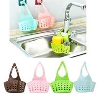 Etagere devier support de vidange deponge de savon support de salle de bains rangement de cuisine ventouse organisateur de cuisine evier accessoires de cuisine