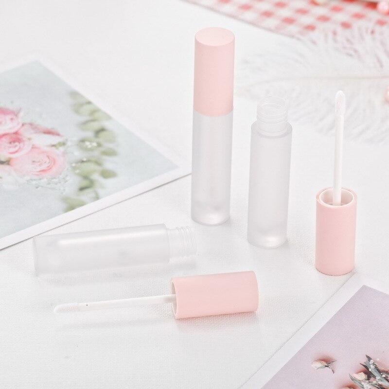 Высококачественные новые пустые тубы для блеска для губ, контейнеры для крема, банки, инструменты для самостоятельного макияжа, косметический прозрачный бальзам для губ, многоразовая бутылка