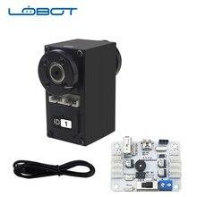 LOBOT Bus Micro Servo LX-15D moteur engrenage en métal TTL USB Debug conseil télécommande RC pièces Robot jouets pour les enfants