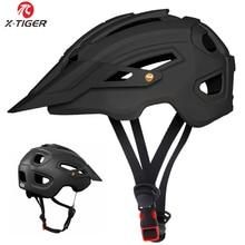 X-TIGER casque de cyclisme TRAIL XC casque de vélo In-moule vtt casque de vélo route montagne casques de vélo casquette de sécurité hommes femmes