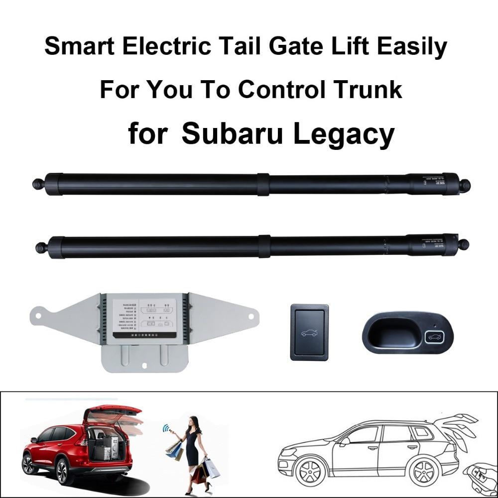 El portón trasero eléctrico inteligente para automóviles se trata de una mejora para el control libre del portón trasero adecuada para Subaru Legacy