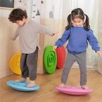 1pc kindergarten sensory training equipment snail balance board childrens household outdoor toys