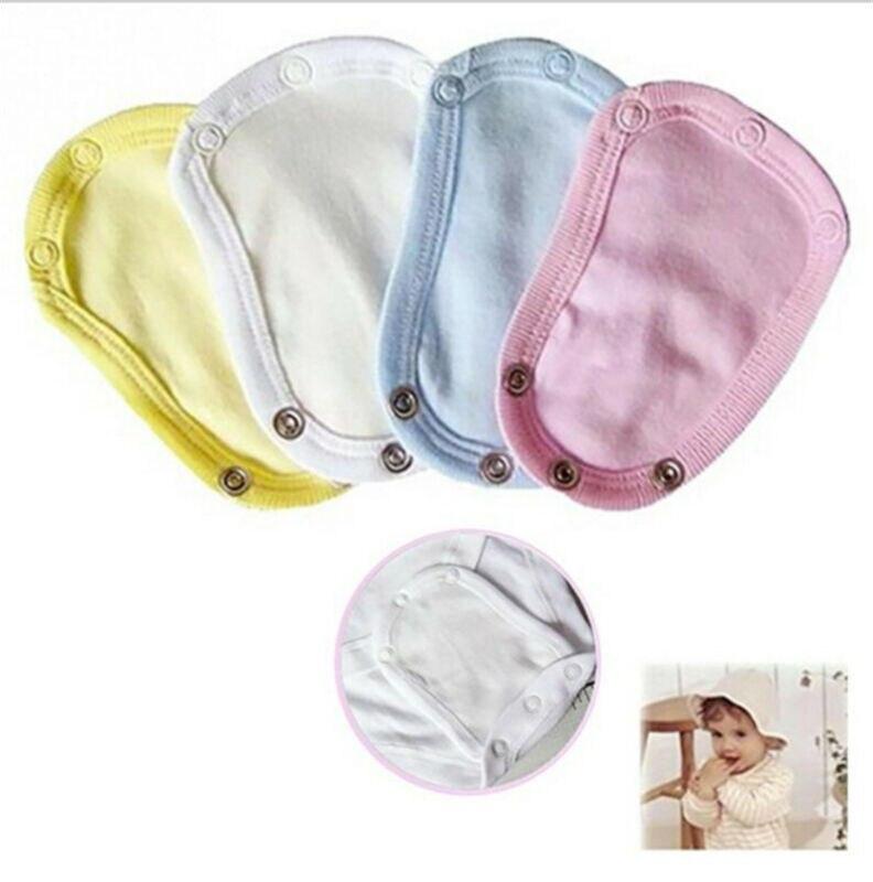 Pudcoco 2019 Brand New Baby Partner Bodysuit Jumpsuit Romper Extend Diaper Butt Pocket Cover Underwear Extension