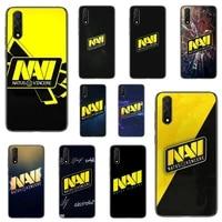 navi clan natus vincere phone case for xiaomi mi6 5x 8 a1 2 9se 8lite 3s cover fundas coque