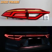 car led taillight tail light for toyota corolla llexle us 2019 2020 rear running lamp brake reverse dynamic turn signal