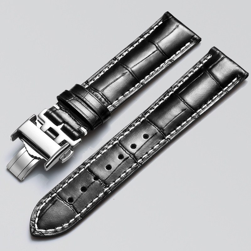Crocodile Watch band is a substitute for famous artisan watch band7-11