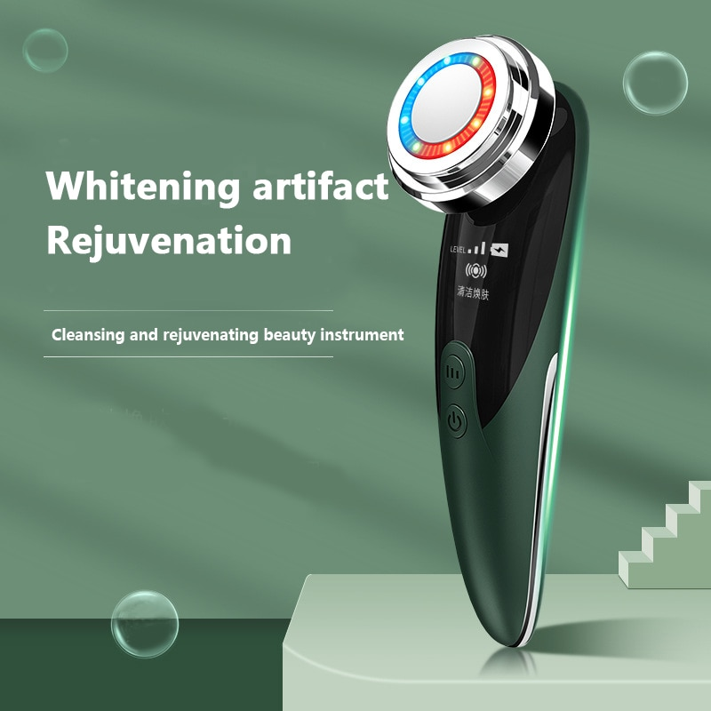 Фото - Facial Massager For Face Massager Face Lifting Microcurrent Roller Massager Skin Rejuvenation Device Massage Face Beauty Machine amkee face lift 3d massager roller machine thin face skin tighten body shaping chin facial massage relaxation v face massager