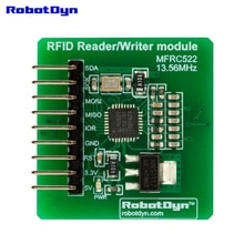 Rfid-модуль, MFRC522 с UART, SPI, iec интерфейс совместим с Arduino для DIY электронных