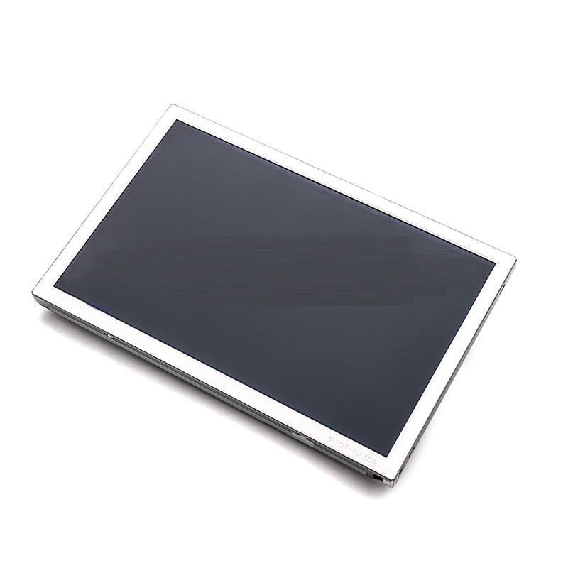 7 بوصة شاشة LCD LB070WV1-TD01 LB070WV1-TD17 LB070WV1(TD)(01) شاشة LCD لمرسيدس W204 GLK-Class GLK350 مشغل أسطوانات للسيارة الصوت