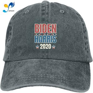 S6v Unisex For Adults Hat,Biden Harris 2020 Adjustable Baseball Caps Denim Hats Retro Cowboy Hat Cap For Sport Outdoor