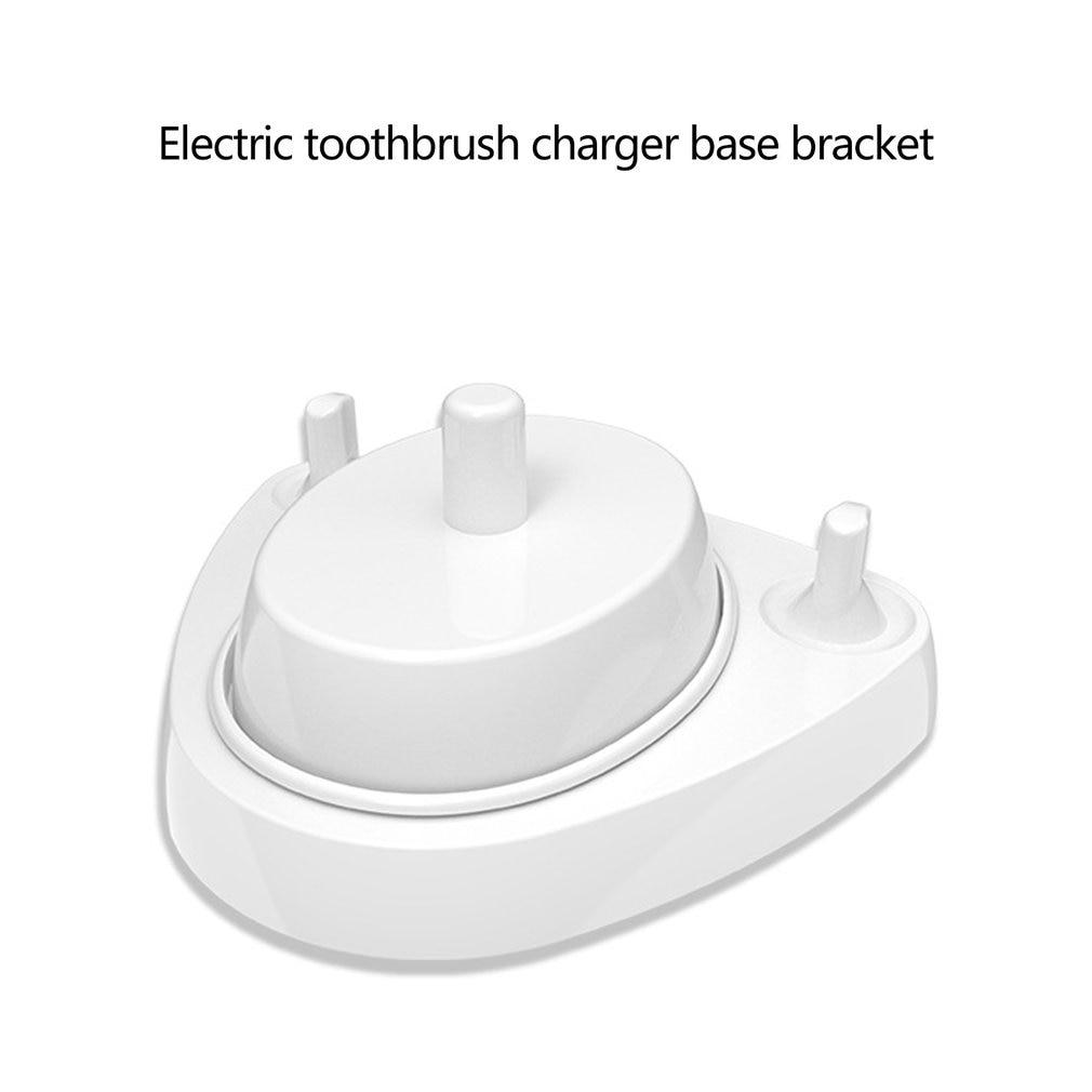 Para Braun para Oral B soporte de Base de cepillo de dientes eléctrico soporte de cabezal de cepillo de dientes Base DE cargador de cepillo de dientes Base de cabeza